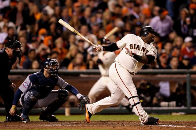 Giants vs. Tigers: 5 Biggest Matchups in World Series Game 2