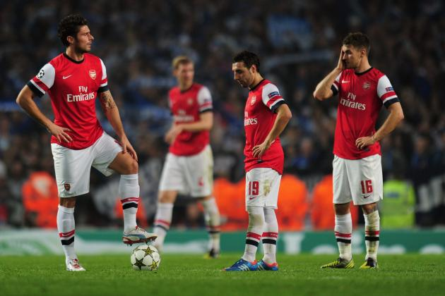 Arsenal vs. Schalke: Rating the Arsenal Players