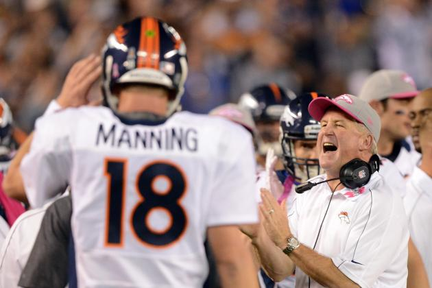5 NFL Playoff Matchups We'd Love to See
