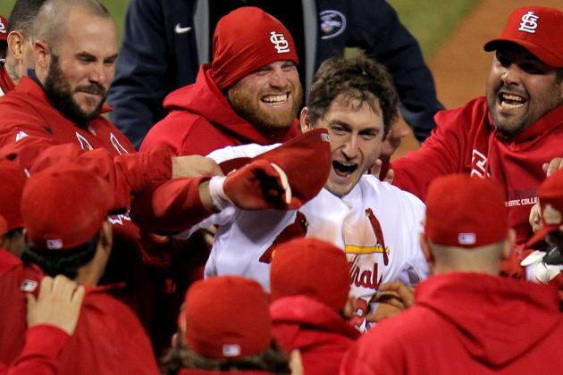 David Freese and the 10 Most Incredible World Series MVP Performances