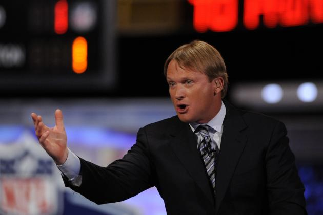 Colleges Where Gruden WON'T Be Coaching in 2012