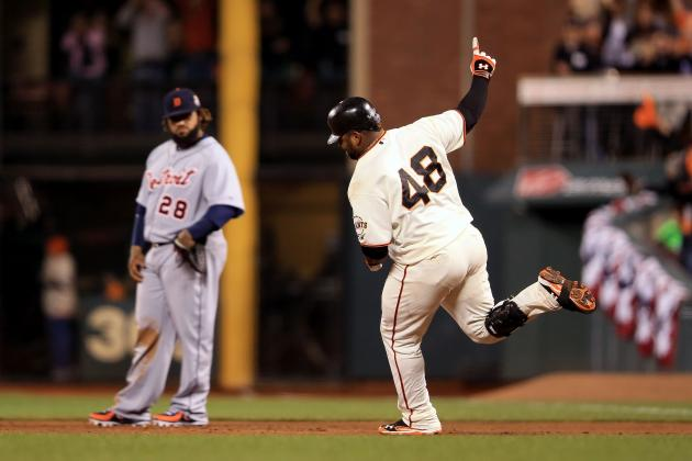 Ranking Pablo Sandoval and Every 3-Homer Game in Postseason History