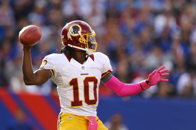 RGIII for MVP: 3 Reasons Why