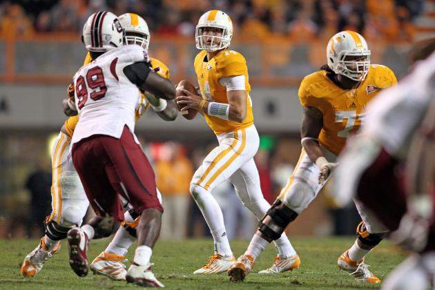 Tennessee Volunteers Football: 5 Keys to the Game vs. South Carolina