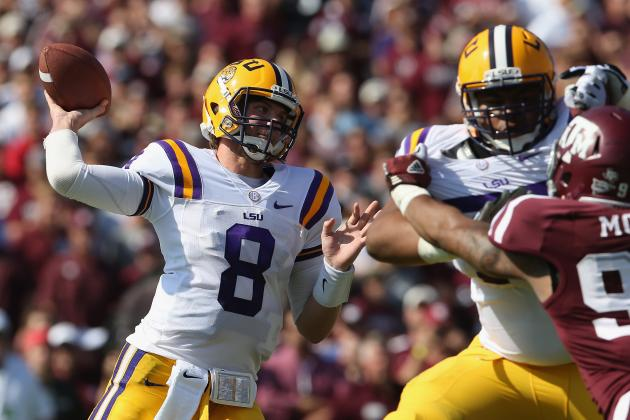 LSU Football: 5 Ways Tigers Can Overcome QB Issues to Beat Alabama