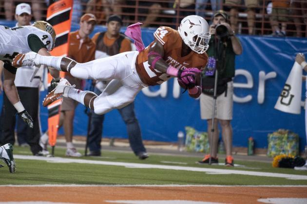 Texas Football: 5 Keys to the Game vs. Kansas