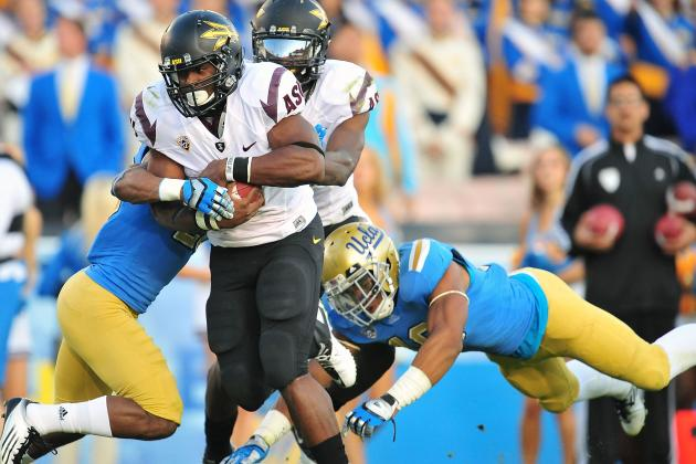 UCLA vs. Arizona State: Complete Game Preview and Prediction