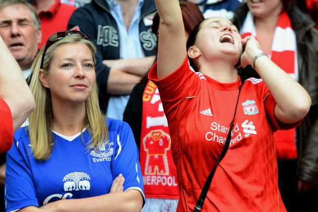 The 5 Most Memorable Merseyside Derbies
