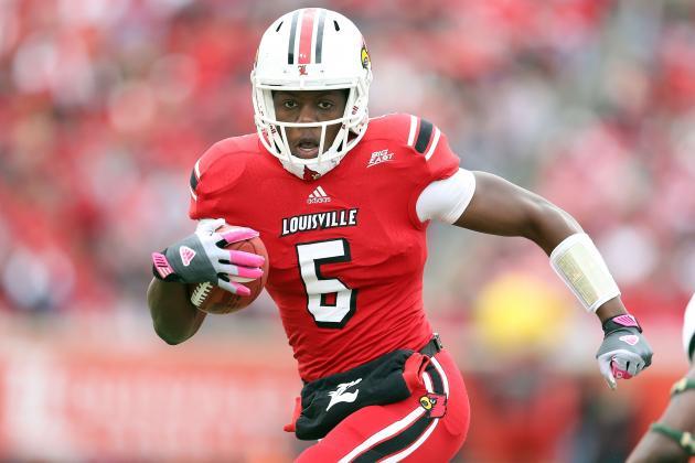 Cincinnati vs. Louisville: Players You Need to Know in Big East Showdown