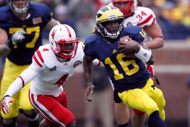 Michigan Football: 5 Keys to the Game vs. Nebraska