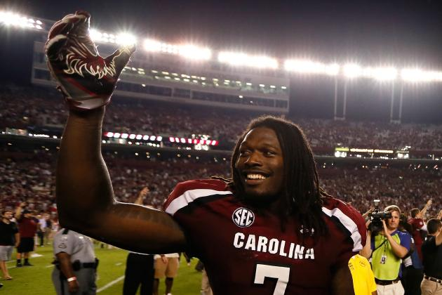 South Carolina Football: 5 Keys to the Game vs. Tennessee