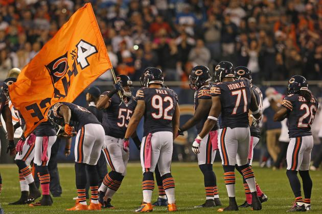 Chicago Bears: Most and Least Improved Players in 2012
