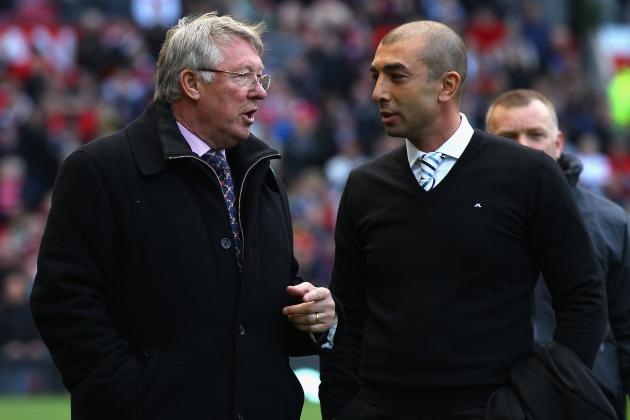 Chelsea vs. Manchester United: 5 Moves Roberto Di Matteo Should Make
