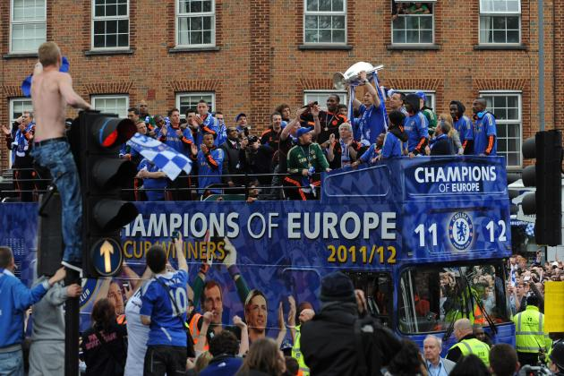Ranking the Top 10 Contenders for Champions League Glory