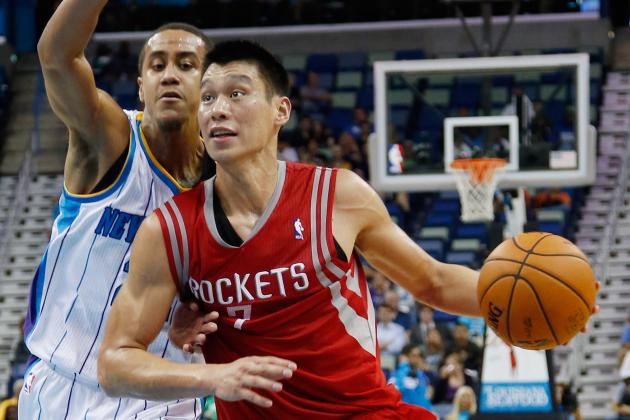 Houston Rockets: 3 Players Who Will Work Best with Jeremy Lin