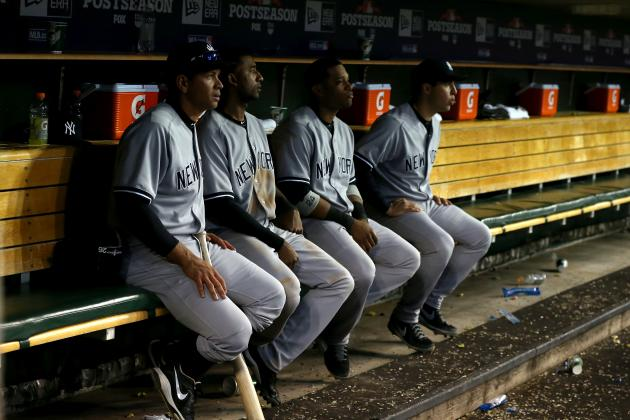 The New York Yankees' 10 Most Painful Postseason Losses
