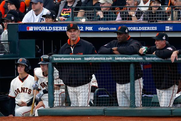 2012 World Series:  Giants Certain to Win, Also Definitely Going to Lose