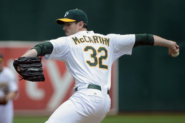 5 Reasons the Oakland A's Don't Need Brandon McCarthy Back in 2013