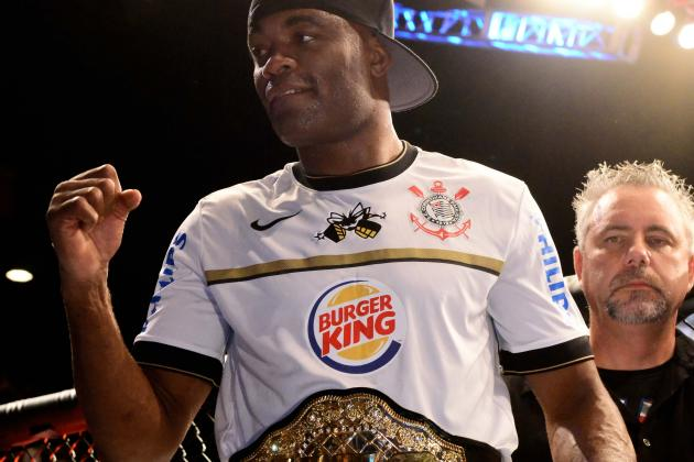 Anderson Silva Sings and the Best MMA-Related Commercials Ever