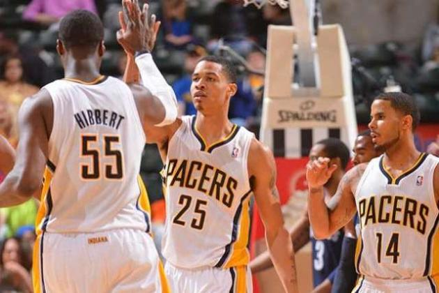 Analyzing the Indiana Pacers' Bench Strength for the 2012-13 NBA Season