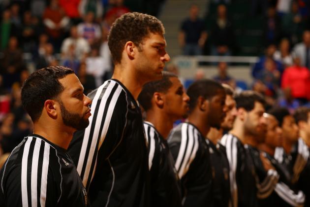 NBA Preseason: Brooklyn Nets Player Power Rankings