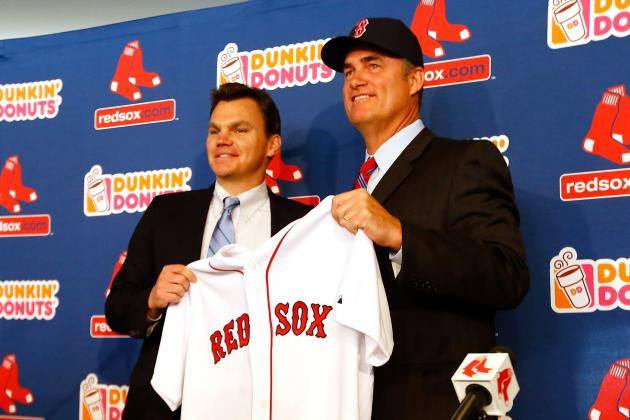 Top 5 Free-Agent Moves for the Boston Red Sox to Make This Offseason