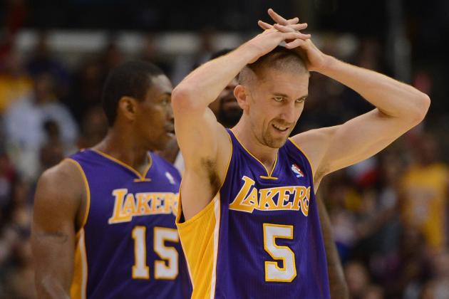 2012 NBA Preseason: 3 Things We Learned About Lakers