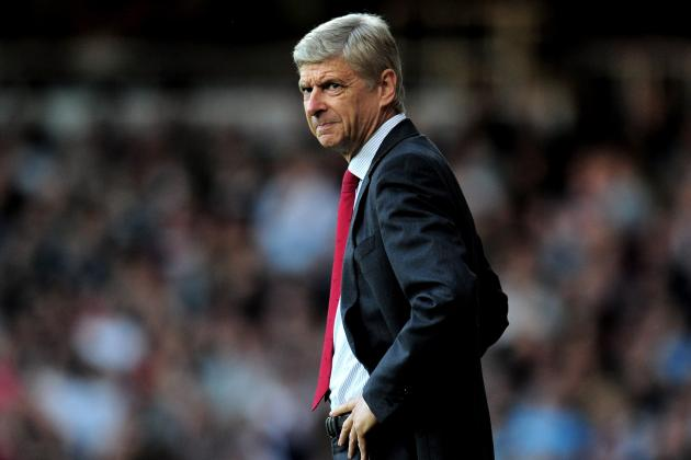 Arsenal: 7 Attention Areas for Arsene Wenger