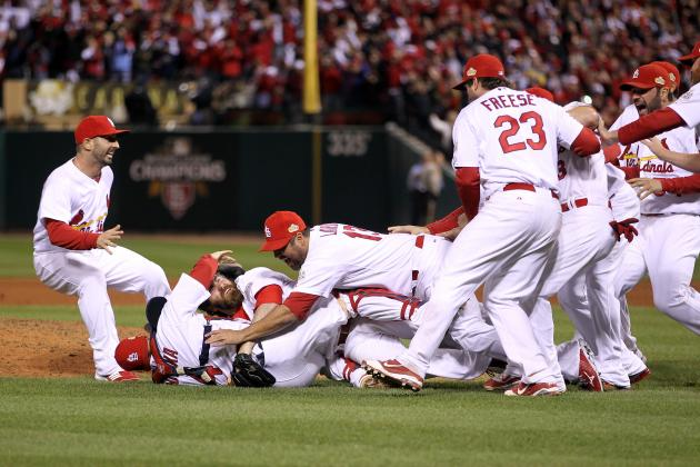 Ranking the 9 Biggest World Series Choke Jobs of All Time