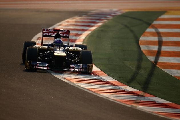 Formula 1: Indian Grand Prix Predictions