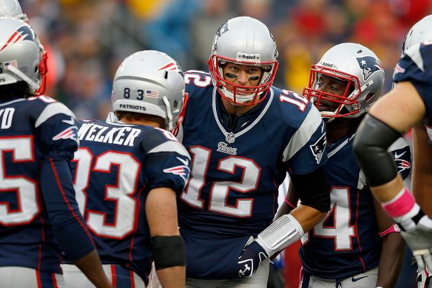 New England Patriots Player Power Rankings: Midseason Edition