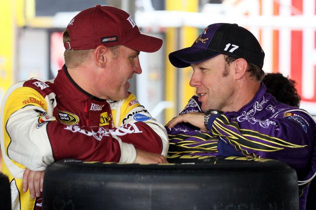 NASCAR: 10 Famous Drivers Casual Fans Couldn't Pick out of a Lineup