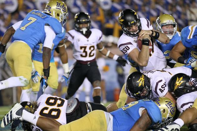 Arizona State Football: 7 Players Who Need to Step Up for the Sun Devils