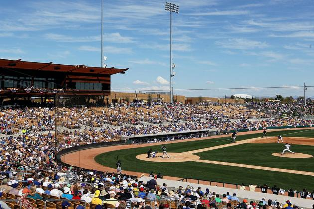 10 Ways to Pass the Time 'til Spring Training