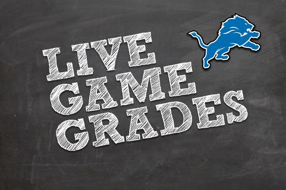 Seahawks vs. Lions: Final Report Card, Player Grades for Detroit