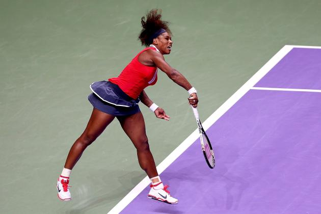Previewing the 2012 WTA Tour Championship Semifinals