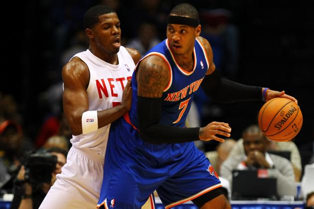 Comparing New York Knicks and Brooklyn Nets in 1st Year of Inner-City Rivalry