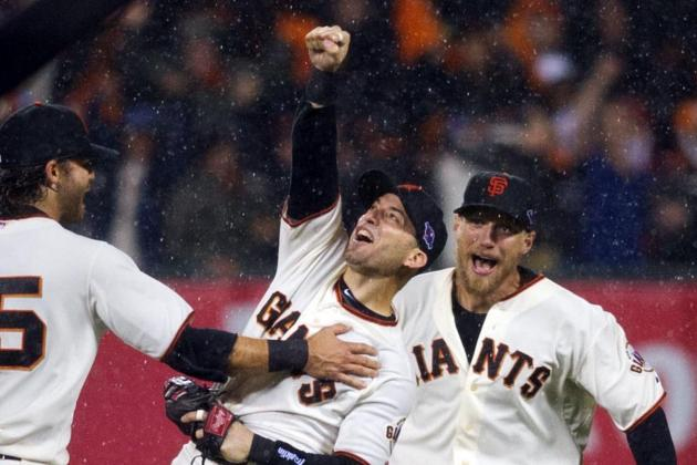 2012 World Series: 10 Moves San Francisco Giants Will Make After Winning It All