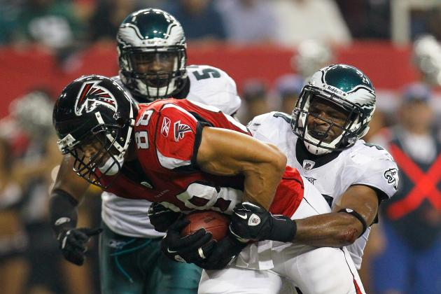 Falcons vs. Eagles: Final Game Grades and Player Analysis for Atlanta