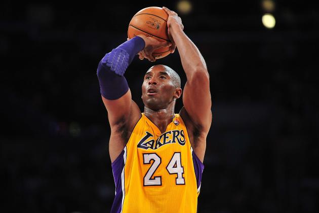 Breaking Down an Ideal Plan for L.A. Lakers to Keep Kobe Bryant Healthy