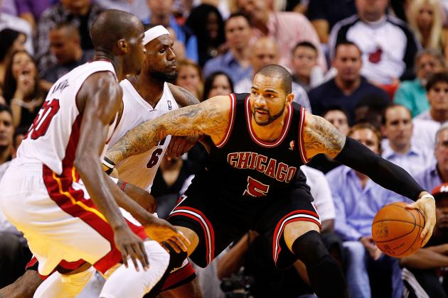 Carlos Boozer: 5 Teams That Should Be Interested in Acquiring Boozer