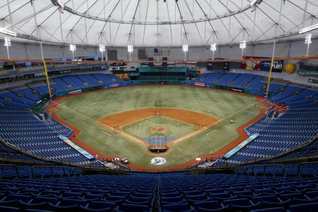 5 MLB Ballparks That Are Ready to Be Torn Down