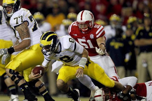 Michigan Football: Grading All 22 Starters from the Nebraska Game