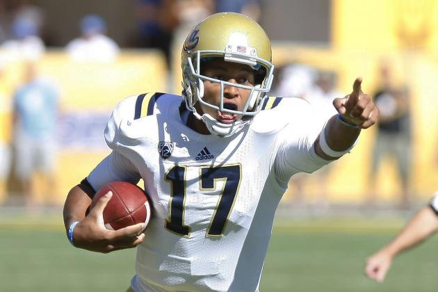 UCLA Football 2012: Grading Each Starter from Win at Arizona State