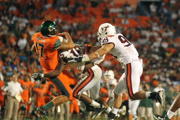 Virginia Tech vs. Miami: Complete Game Preview