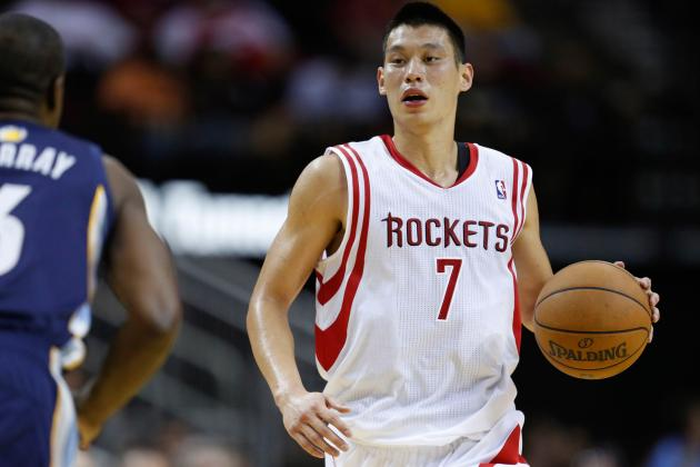 Jeremy Lin and the 10 NBA Stars with Most to Prove in 2012-13