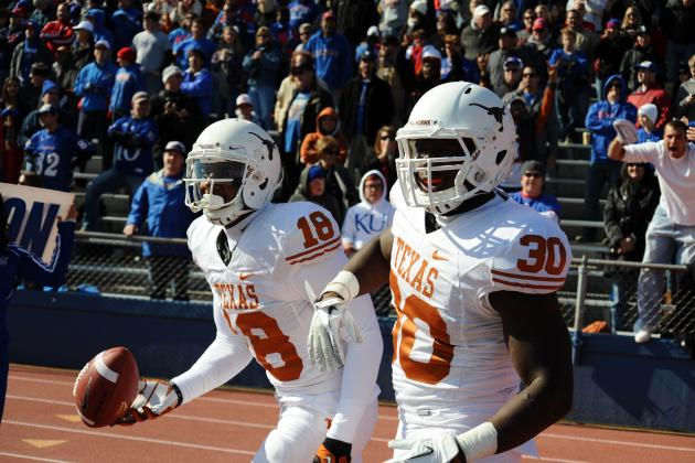 Texas Football: 5 Keys to the Game Against Texas Tech