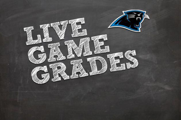 Panthers vs. Bears: Final Grades and Analysis for Carolina's Week 8 Game