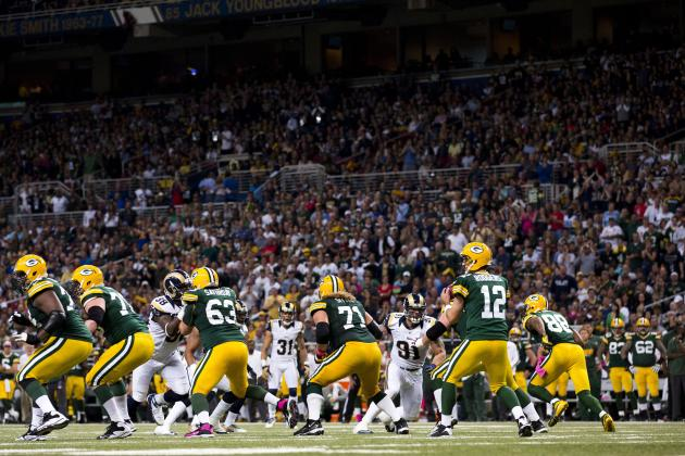 Green Bay Packers: 5 Players Who Should Make the Pro Bowl