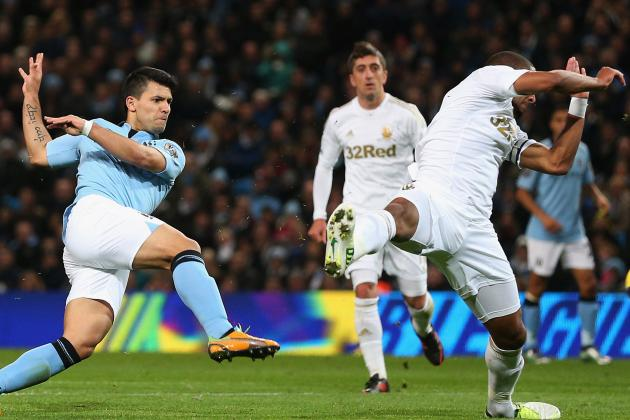 Manchester City vs. Swansea: 6 Things We Learned